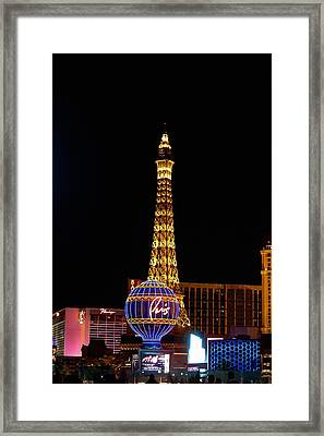 The Strip Framed Print by Art Block Collections