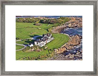 The Studio Newport Rhode Island Framed Print by Duncan Pearson