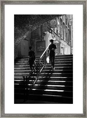 The Sunbeam Trilogy - Part 1 Framed Print