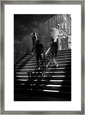 The Sunbeam Trilogy - Part 2 Framed Print