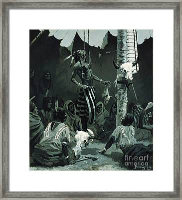 The Sundance Framed Print