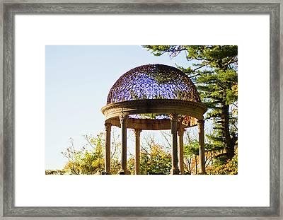The Sunny Dome  Framed Print
