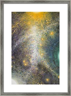 The Suns Within Us Framed Print by Ed Regensburg