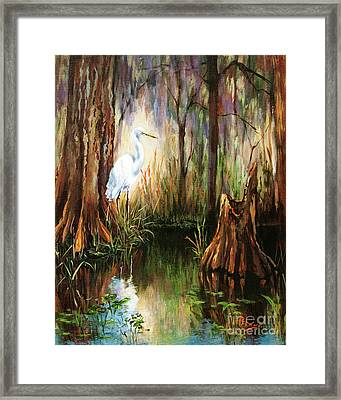 The Surveyor Framed Print