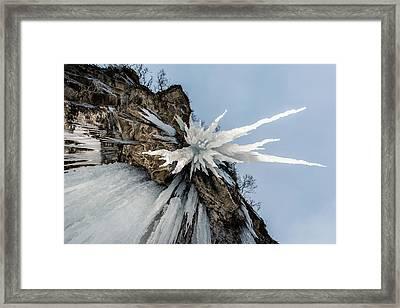 The Sword Of Damocles Framed Print