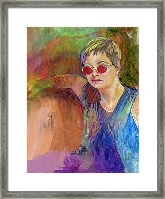 The Talent Framed Print by Jimmie Trotter