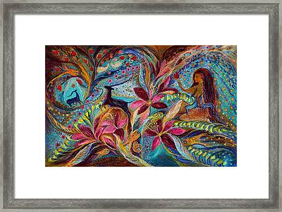 The Tales Of One Thousand And One Nights Framed Print