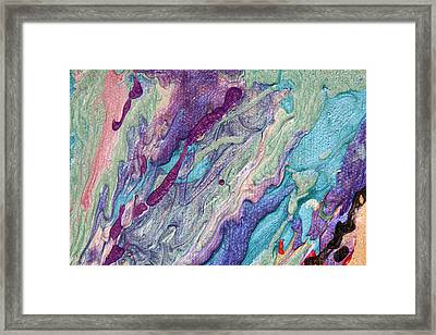 The Tears Of The East Framed Print
