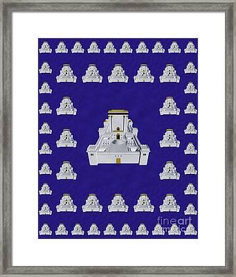 The Temple Of Solomon Framed Print