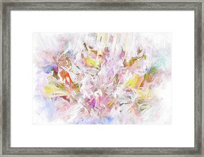 The Tender Compassions Of God Framed Print by Margie Chapman
