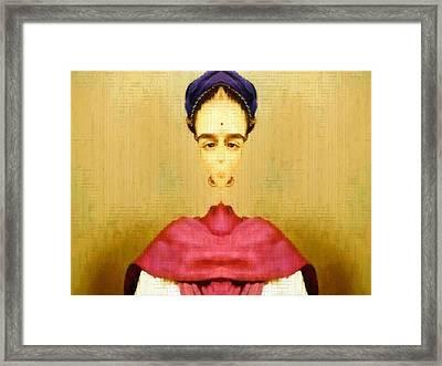 The Third Eye Framed Print by Dan Sproul