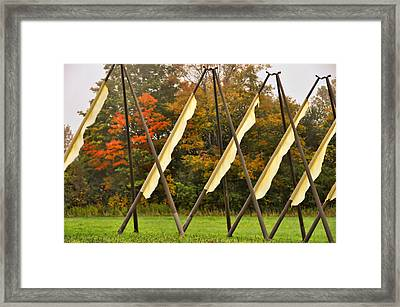 The Third Iteration Framed Print by JAMART Photography
