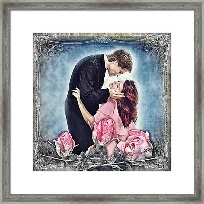The Thorn Birds Framed Print by Mo T