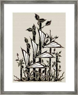 The Three Amigos Framed Print by Mario Carini