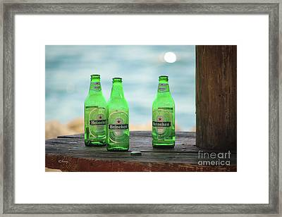 The Three Amigos Framed Print by Rene Triay Photography