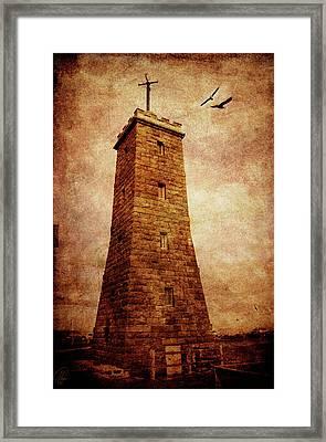The Timeball Tower Framed Print