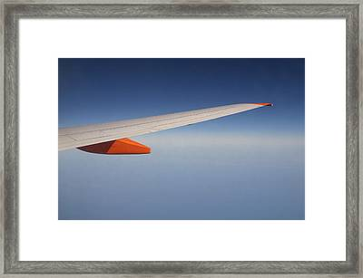 The Tip Framed Print by Jez C Self
