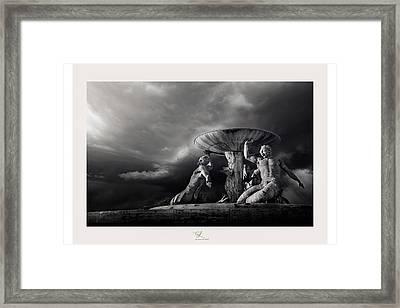 The Titans Framed Print