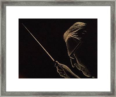 The Titans -- Klemperer Framed Print