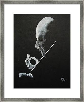The Titans -- Solti Framed Print by Nick Young