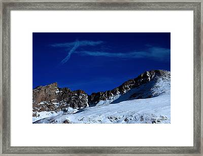 The Tooooth Framed Print by Brian Gustafson