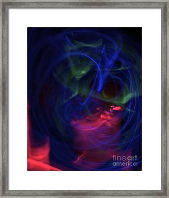 The Toreador Framed Print by Xn Tyler