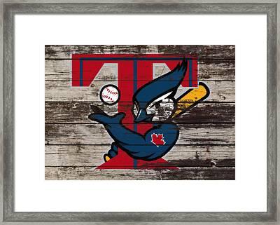 The Toronto Blue Jays 1a Framed Print