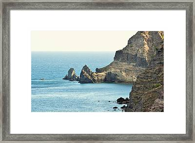 The Torrens Point Framed Print by Ingrid Zagers