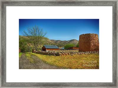 The Torreon Framed Print