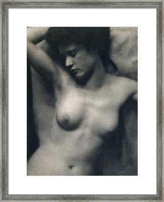 The Torso Framed Print
