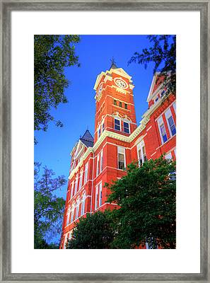 The Tower Framed Print by JC Findley