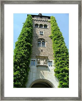The Tower Framed Print