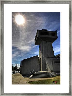 The Tower V2 Framed Print