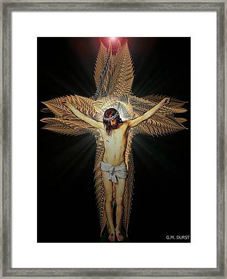 The Transformation Framed Print by Michael Durst