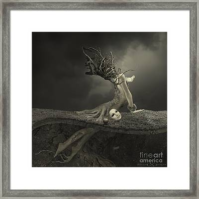 The Tree Of Knowledge Framed Print
