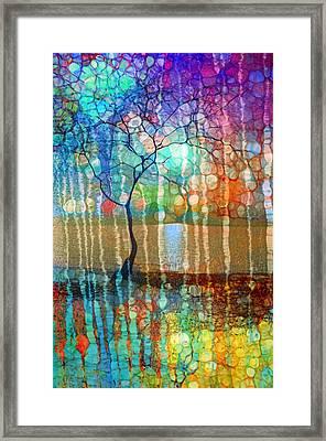The Tree Of Missing Memories Framed Print