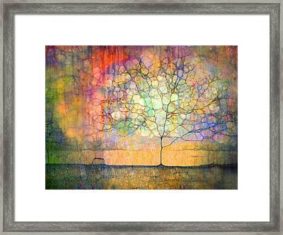 The Tree Of Recollections Framed Print