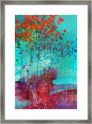The Tree Of Yesteryear Framed Print