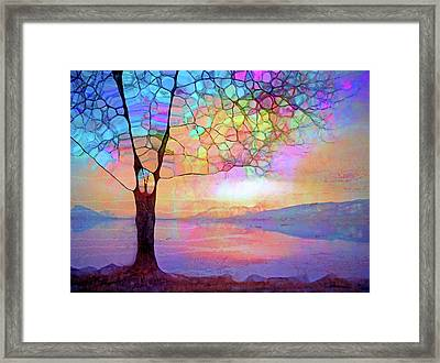 The Tree That Understands Framed Print