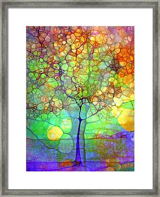 The Tree Within Framed Print