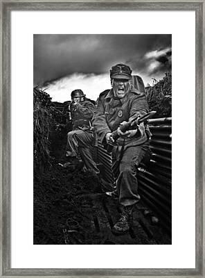 The Trench Framed Print