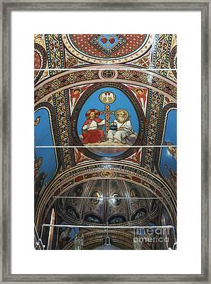 The Trinity Framed Print by Bob Phillips