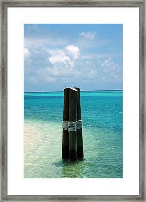 The Triplets Framed Print