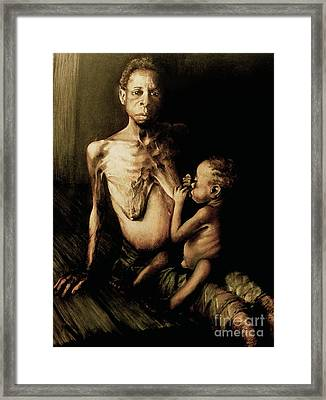 The Truth Framed Print by Curtis James