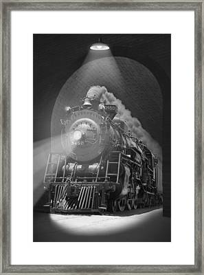 The Tunnel  Framed Print by Mike McGlothlen
