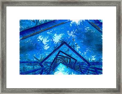 The Tunnel - Pa Framed Print