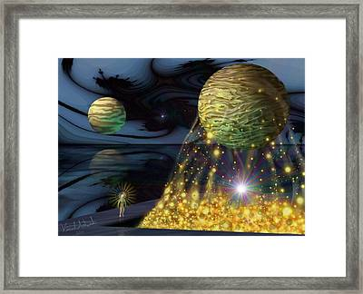 The Tutelary Guardian Framed Print