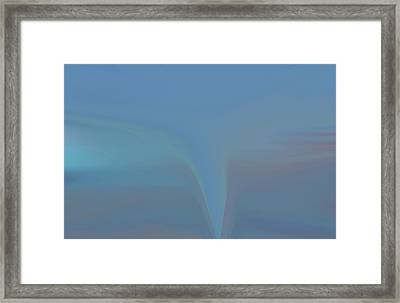 The Twister Framed Print