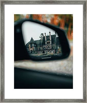 The Ultimate Lost Place: Framed Print
