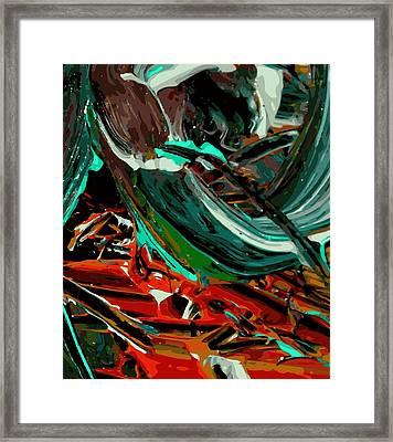 The Underworld Framed Print